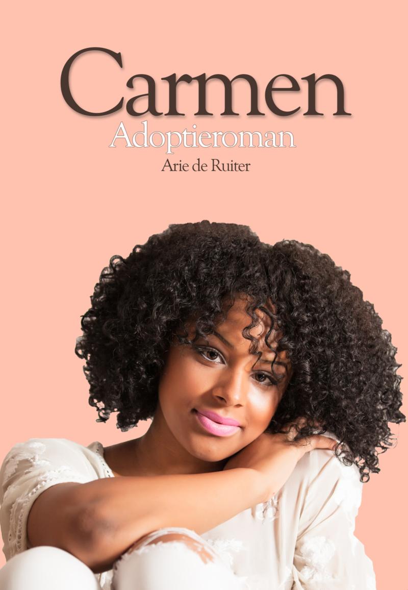 Carmen voorpagina boekcover